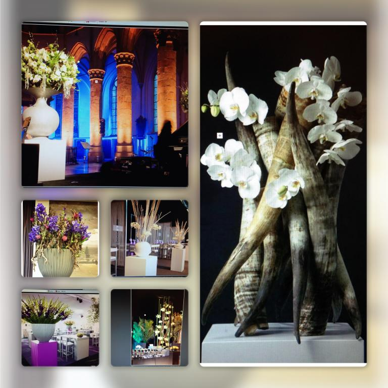 Floriale evenementen decoraties